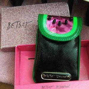 Betsey Johnson PDA case